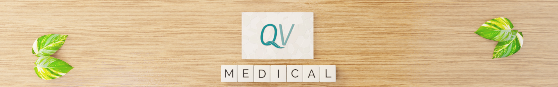 QV Medical Centre Banner